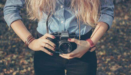 2018最新版!初心者カメラ女子におすすめの人気の一眼レフ・ミラーレスカメラ